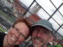 München - Auf dem Turm von St. Peter
