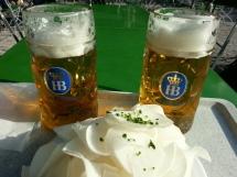 München - Im Biergarten