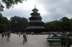 München - Chinesischer Turm