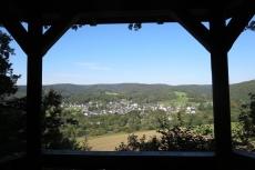 Natursteig Sieg #7 - Blick auf Wilberhofen