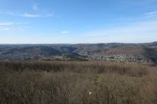 Natursteig Sieg #13 - Blick vom Ottoturm Richtung Freusburg