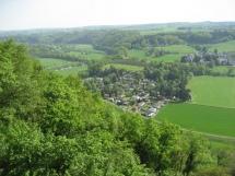 Natursteig Sieg #2 - Siegschleife bei Bülgenauel