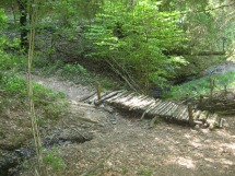 Natursteig Sieg #5 - Brücke bei Bohlscheid