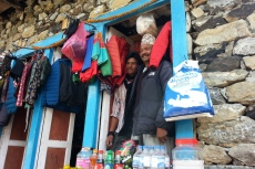 Nepal - Bei der Familie eines unserer Guides