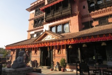 Nepal - Hotel in Bhaktapur