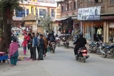 Nepal - In Bhaktapur