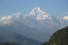 Nepal - Machapuchare (6997m)