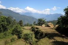 Nepal - Bescheidene Landwirtschaft