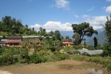Nepal - Bäuerliche Siedlung