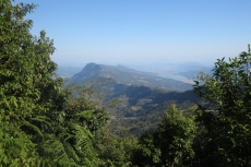 Nepal - Blick Richtung Phewa-See und Pokhara