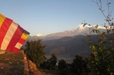 Nepal - Dhaulagiri (8167m) und Annapurna (8091m)