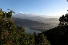 Nepal - Pokhara am Phewa-See