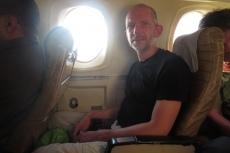 Nepal - Flug von Pokhara nach Kathmandu