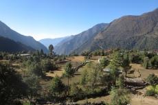 Nepal - Landwirtschaft in knapp 3000m Höhe