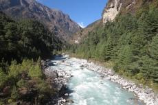Nepal - Der Dudh Kosi im Khumbu-Tal