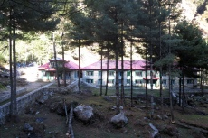 Nepal - Lodge in Phakding