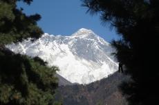 Nepal - Zum ersten Mal: der Everest