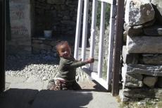 Nepal - Nachwuchs-Sherpa