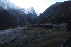 Nepal - Kurz vor Thame