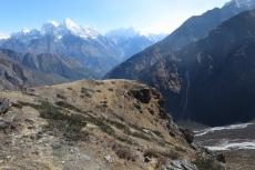 Nepal - Oberhalb von Thame