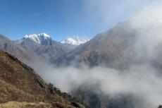 Nepal - Der letzte Blick auf den Everest