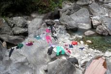 Nepal - Im Waschsalon
