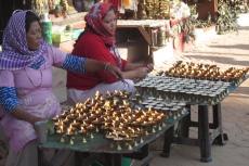 Nepal - Butterlampen