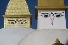 Nepal - Bodnath-Stupa