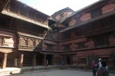Nepal - Alter Königspalast in Kathmandu