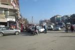 Nepal - Straßenszene in Kathmandu