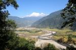 Nepal - Flusslauf im Annapurna-Gebiet