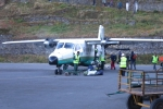 Nepal - Dornier 228 in Lukla