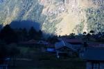 Nepal - Die nächste Maschine im Anflug auf Lukla