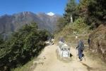 Nepal - Auf dem Weg von Lukla nach Phakding