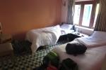 Nepal - Unser Zimmer in Phakding