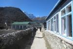Nepal - In Khumjung