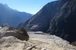 Nepal - Helipad von Namche Bazar