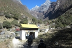 Nepal - Bei Theso