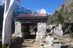 Nepal - Auf dem Weg zum Kloster Thame