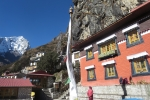 Nepal - Kloster Thame