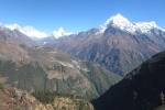 Nepal - Blick auf Namche Bazar