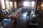 Nepal - Restaurant im Kongde Hotel