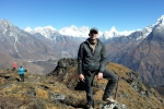 Nepal - Auf dem Sherpa-Peak (4578m)