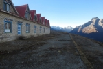 Nepal - Kongde Hotel - Zimmer mit Blick auf den Everest