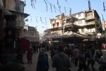 Nepal - Kleiner Tempel in Kathmandu
