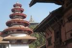 Nepal - Am alten Königspalast in Kathmandu