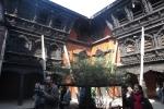 Nepal - Kumarihaus in Kathmandu