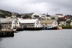 Nordkap, Hurtigruten und Lofoten: Honningsvåg