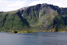 Nordkap, Hurtigruten und Lofoten: Sørøya