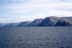 Nordkap, Hurtigruten und Lofoten: Stjernøya